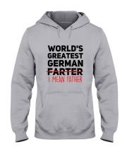WORLD'S GREATEST GERMAN FATHER Hooded Sweatshirt thumbnail