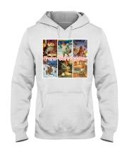 GERMAN MERRY CHRISTMAS Hooded Sweatshirt thumbnail