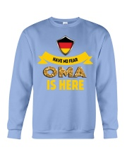 HAVE NO FEAR OMA IS HERE Crewneck Sweatshirt thumbnail