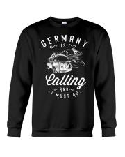 GERMANY IS CALLING Crewneck Sweatshirt thumbnail
