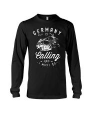 GERMANY IS CALLING Long Sleeve Tee thumbnail