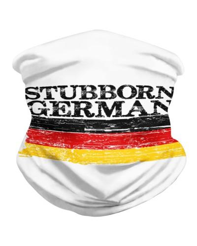 STUBBORN GERMAN