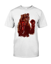bear boxing Premium Fit Mens Tee thumbnail