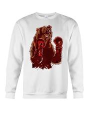 bear boxing Crewneck Sweatshirt thumbnail