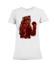 bear boxing Premium Fit Ladies Tee thumbnail