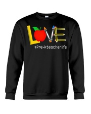 Love Pre K Crewneck Sweatshirt thumbnail