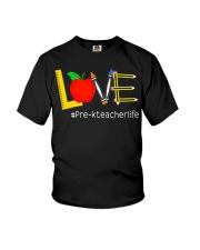 Love Pre K Youth T-Shirt thumbnail