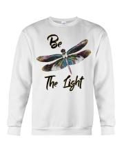 Be the light Crewneck Sweatshirt thumbnail