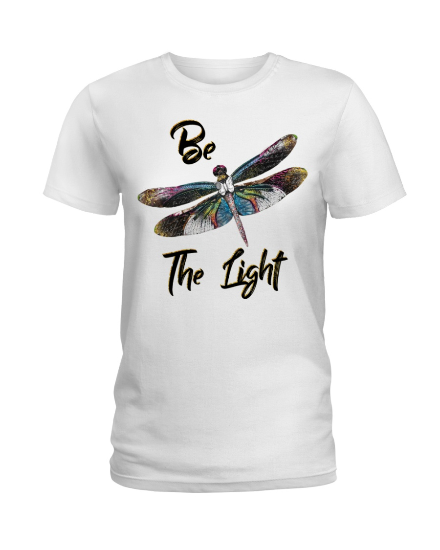 Be the light Ladies T-Shirt