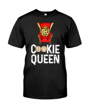 Cookie queen Classic T-Shirt front