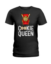 Cookie queen Ladies T-Shirt thumbnail
