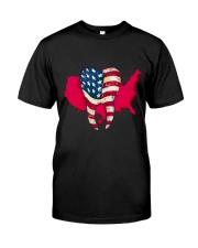 Dentist america Classic T-Shirt front