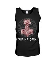 Viking son Unisex Tank thumbnail
