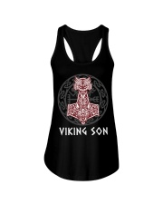Viking son Ladies Flowy Tank thumbnail