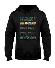 Classroom Hooded Sweatshirt thumbnail
