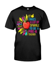 Pre K teacher Premium Fit Mens Tee thumbnail