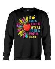 Pre K teacher Crewneck Sweatshirt thumbnail