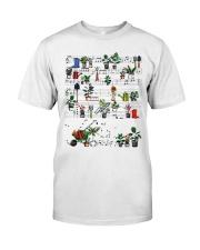 Garden music Classic T-Shirt thumbnail