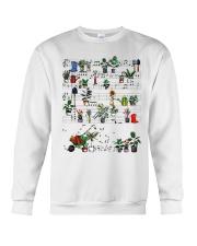 Garden music Crewneck Sweatshirt thumbnail