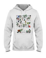 Garden music Hooded Sweatshirt thumbnail