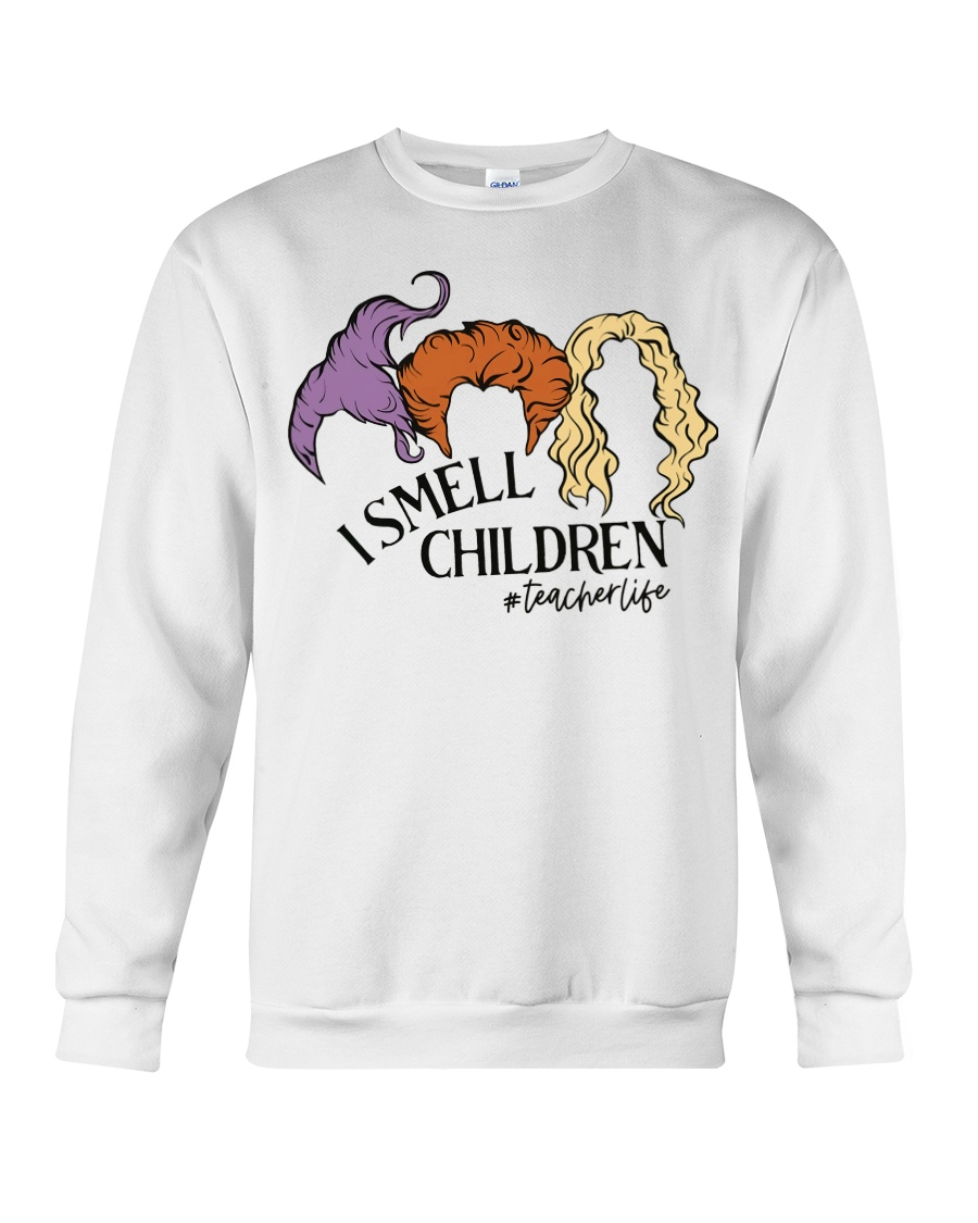 I smell children Crewneck Sweatshirt