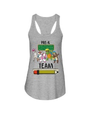 Pre K team Ladies Flowy Tank thumbnail