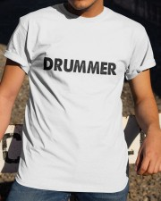 Drummer Ao Trang Classic T-Shirt apparel-classic-tshirt-lifestyle-28