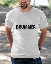 Drummer Ao Trang Classic T-Shirt apparel-classic-tshirt-lifestyle-front-50