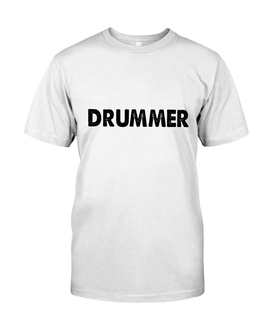 Drummer Ao Trang Classic T-Shirt