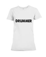 Drummer Ao Trang Premium Fit Ladies Tee thumbnail