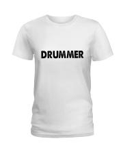 Drummer Ao Trang Ladies T-Shirt thumbnail