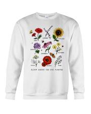 Bloom where you are planted Crewneck Sweatshirt thumbnail