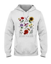 Bloom where you are planted Hooded Sweatshirt thumbnail