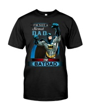 Batdad Classic T-Shirt front