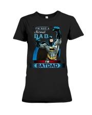 Batdad Premium Fit Ladies Tee thumbnail