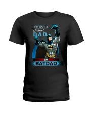 Batdad Ladies T-Shirt thumbnail
