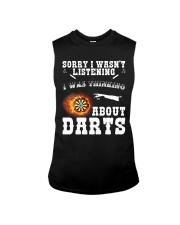 I was thinking about darts Sleeveless Tee thumbnail