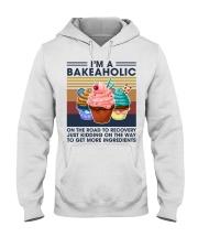 I'm a bakeaholic Hooded Sweatshirt thumbnail