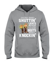 Country woman Hooded Sweatshirt thumbnail