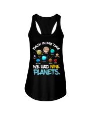 We had nine planets Ladies Flowy Tank thumbnail
