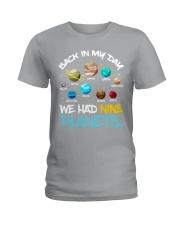 We had nine planets Ladies T-Shirt thumbnail