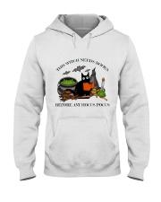 Witch Hooded Sweatshirt thumbnail