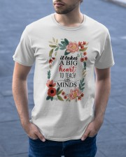 Work of heart Classic T-Shirt apparel-classic-tshirt-lifestyle-front-46