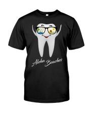 Teeth aloha Classic T-Shirt front