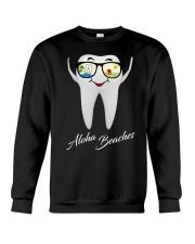 Teeth aloha Crewneck Sweatshirt thumbnail
