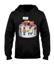 And that how i saved the world Hooded Sweatshirt thumbnail