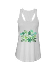 All you need is leaf Ladies Flowy Tank thumbnail