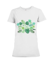 All you need is leaf Premium Fit Ladies Tee thumbnail