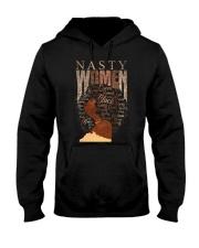 Nasty women Hooded Sweatshirt thumbnail
