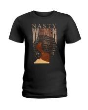 Nasty women Ladies T-Shirt thumbnail